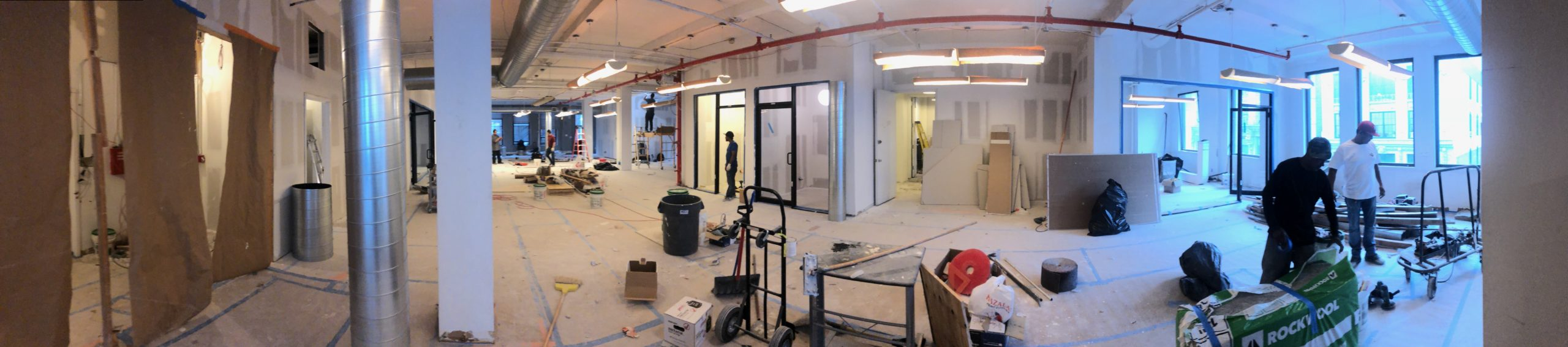 Office Construction